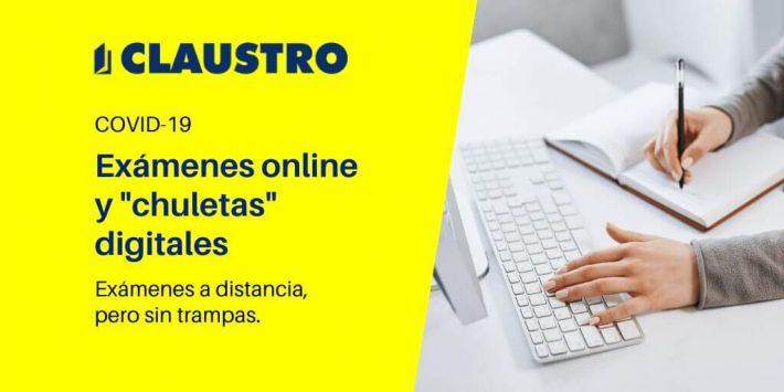 En esta época de clases virtuales existe una gran desconfianza sobre si los alumnos pueden recurrir a trucos para aprobar los exámenes online.