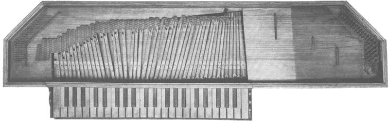 Clavichord Plans