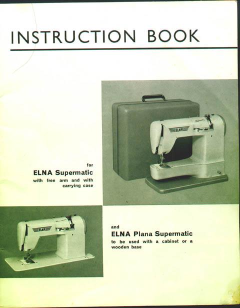 elna sewing machine parts diagram 92 ford explorer radio wiring supermatic manual