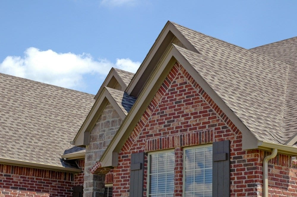 Calgary Roofing Company - Claw Roofing - Sloped roof with shingles