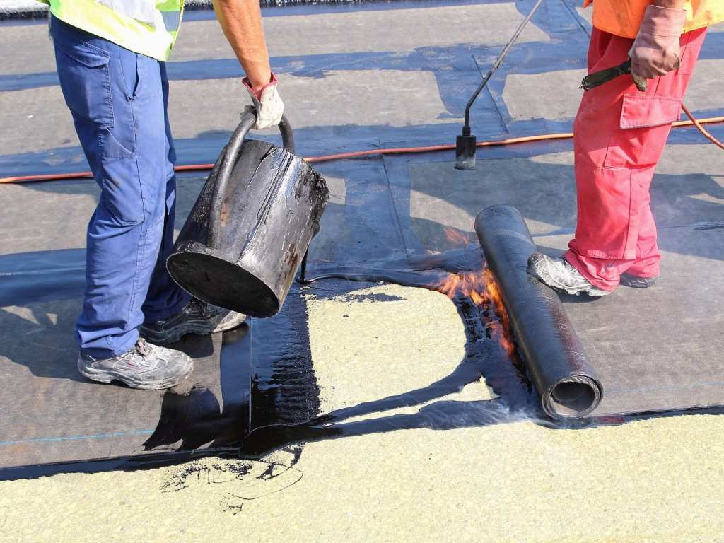 Flat Roof Repair Calgary | Claw Roofing