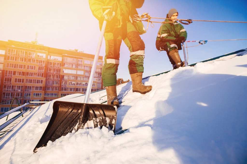 Winter Roofing - Calgary Roof Repairs | Claw Roofing
