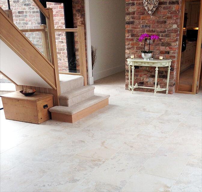 Light Porcelain Floor Tiles