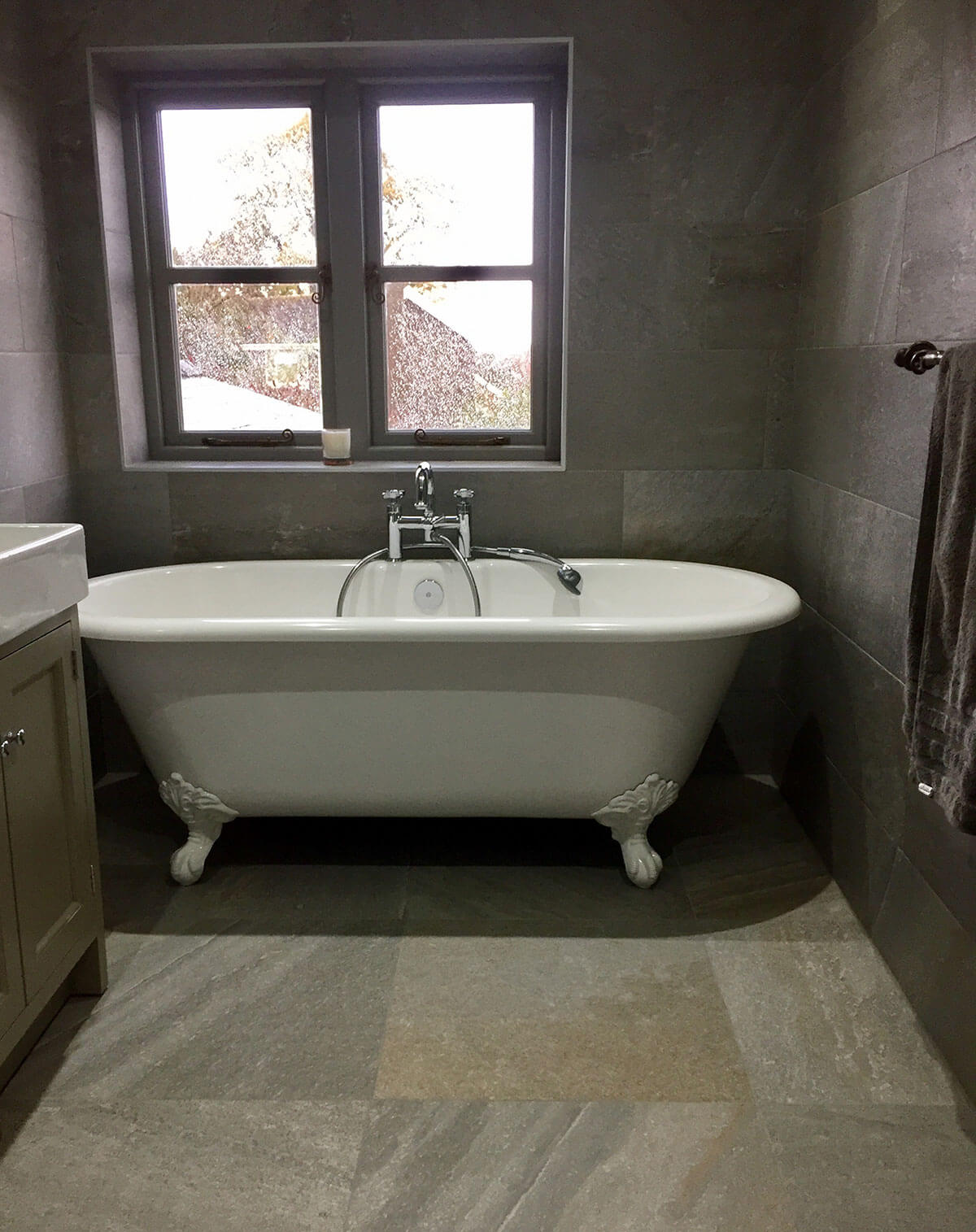 Bathroom Wall Tiles Shropshire