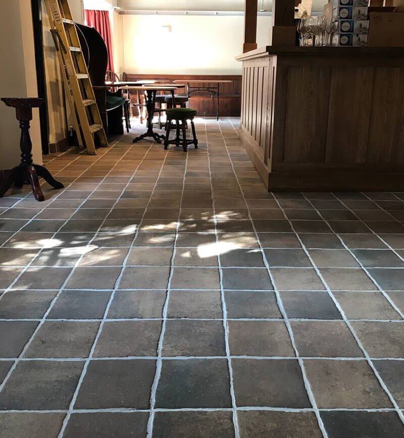 Commercial Tiling Ludlow
