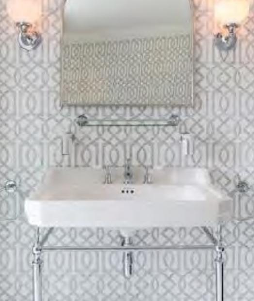 luxury marble mosaic tiles bathware
