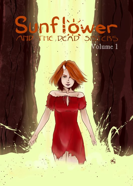 Book Cover: Sunflower and the Dead Sisters Volume 1