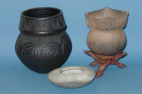 Woodland Pottery Collection