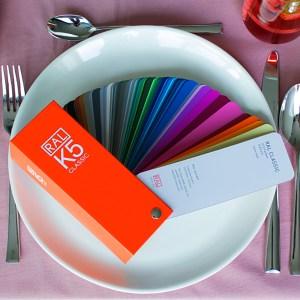 custom kleur servies