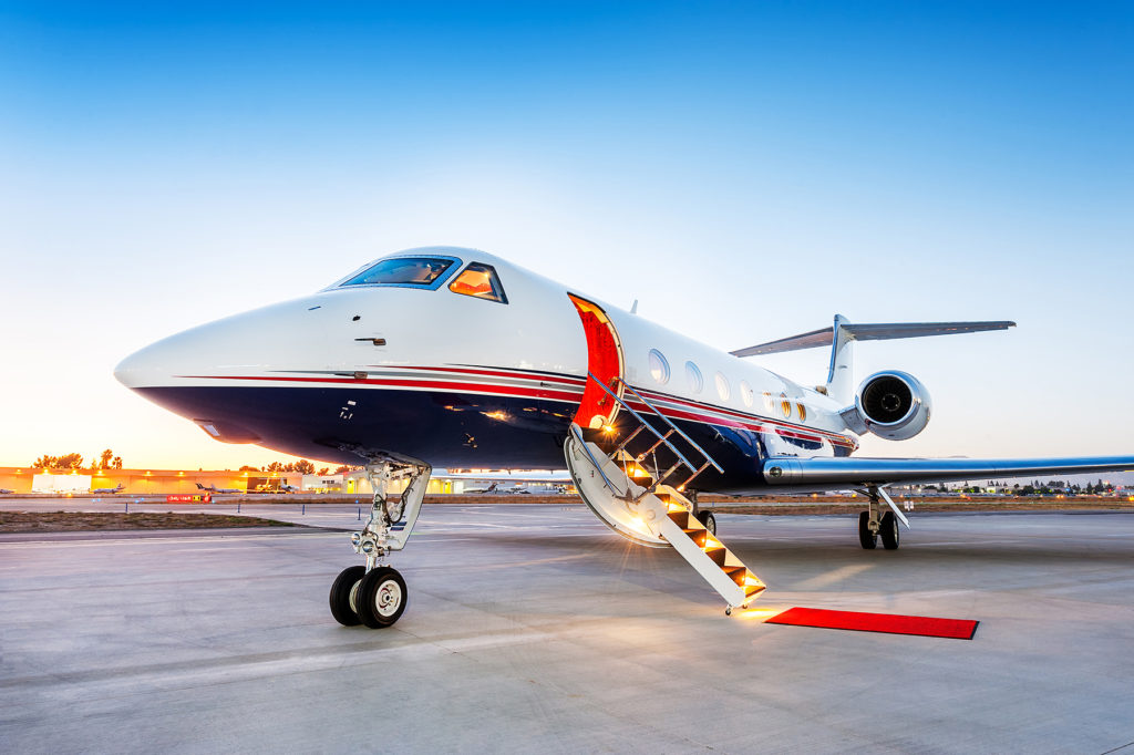 3 Tips For Booking A Private Jet Charter