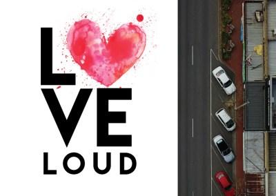 Love Loud Initiative 2017