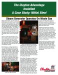 Articles & Case Studies, Clayton Industries
