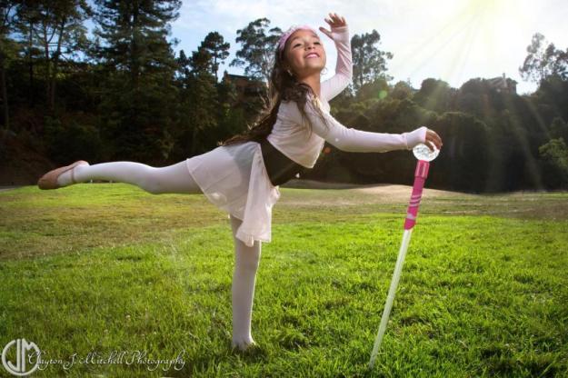 kids ballet photograph Oakland