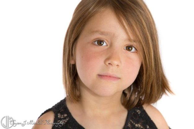 Child Actor Head Shot