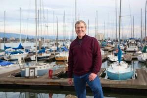 Lifestyle Portrait at Alameda Marina