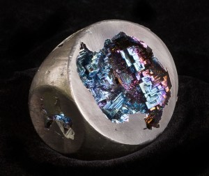 Bismuth Crystal Product photo