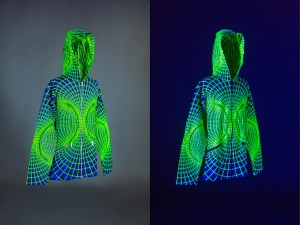 Rave hoodie product photo