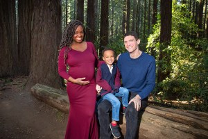 redwoods family portrait