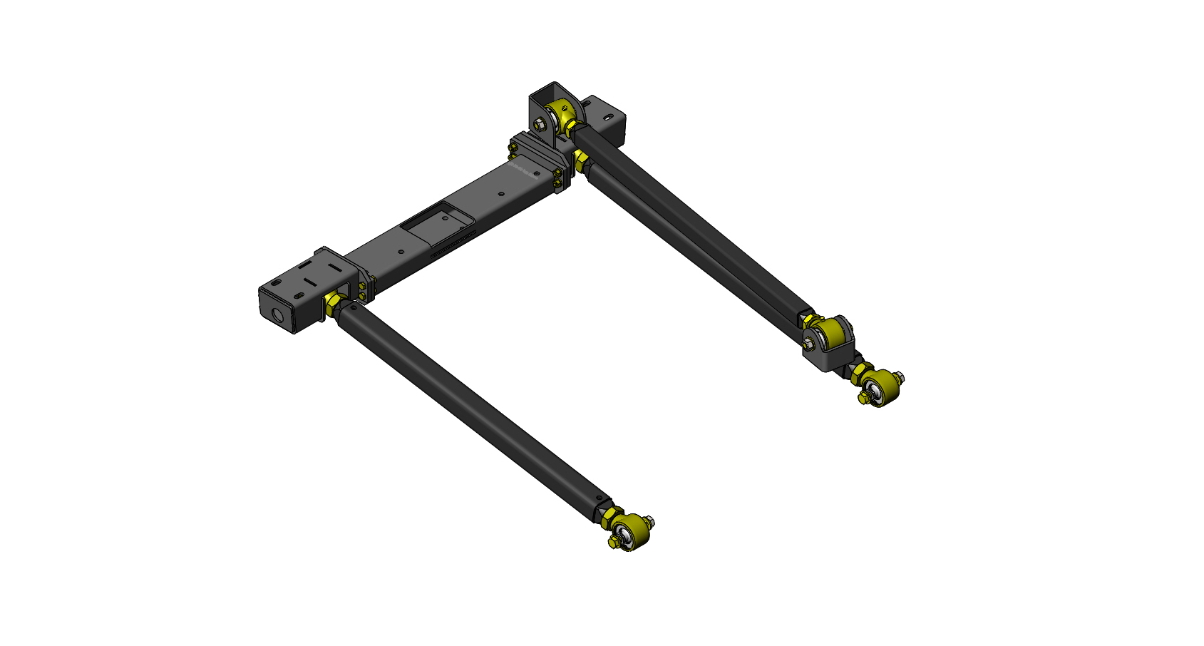 Jeep Grand Cherokee Pro Series 3 Link Front Long Arm