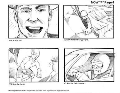 Instructional Design Storyboard Sample