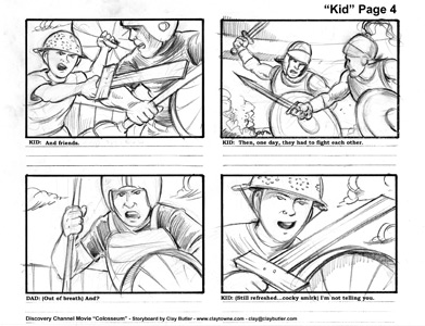 List of Synonyms and Antonyms of the Word: Movie Storyboard