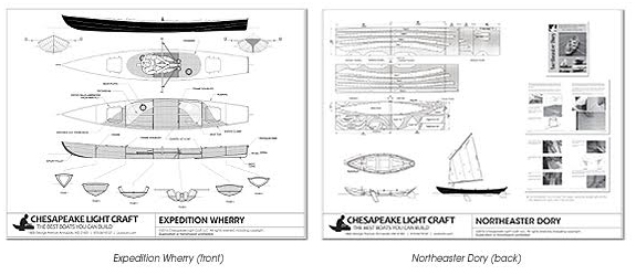 Study Plans for 100 Boat Designs You Can Build