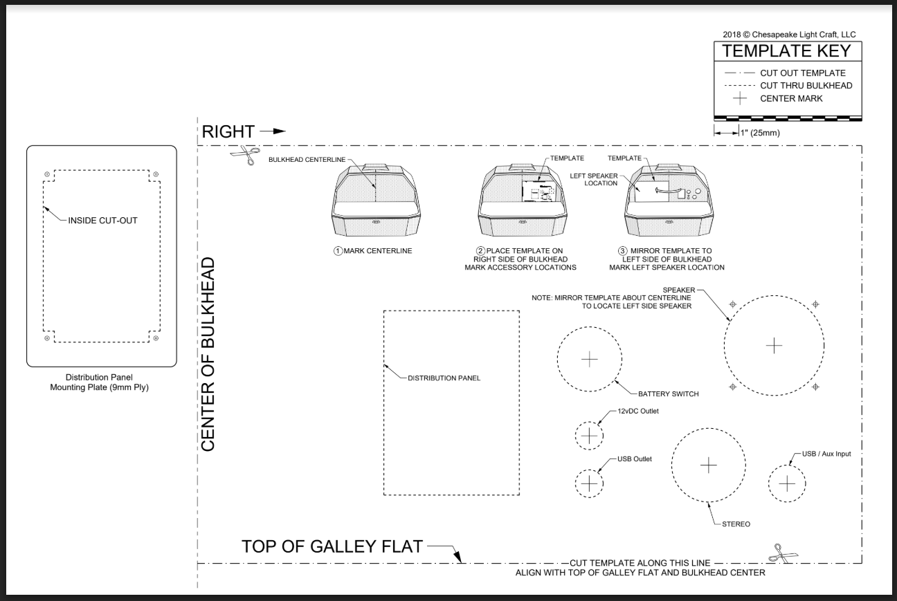 teardrop camper wiring diagram opel astra g 1998 electrical hardware clc electric template