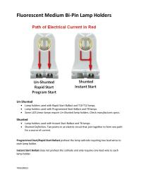 Lamp Holder Wiring Diagram | Wiring Library