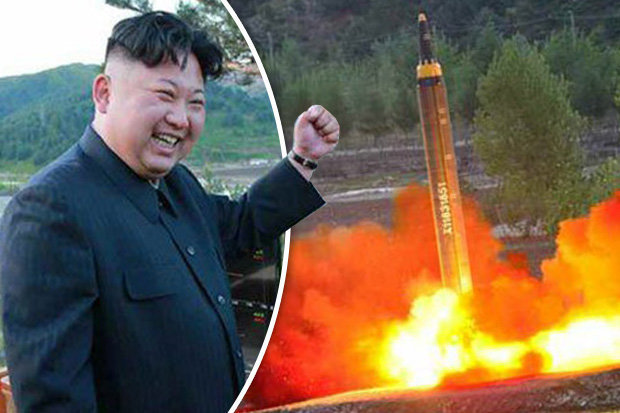 Fear grips U.S. as North Korea fires the first Missile ...