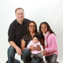 The Pastor Biedenbender Family