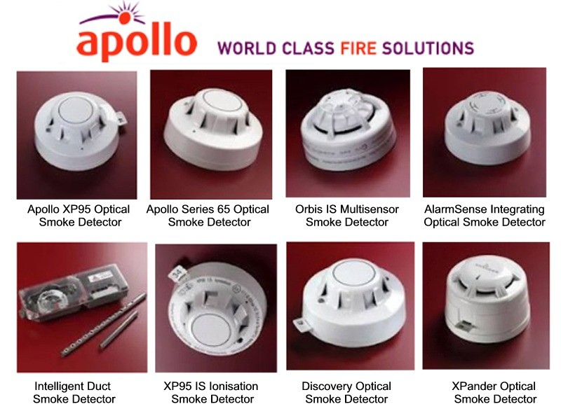 apollo 65 base wiring diagram les paul push pull examples of smoke detectors supplied by clc fire alarms throughout ireland xp95 optical series orbis is multisensor