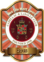 Web Site Merit Award 2015 25 percent