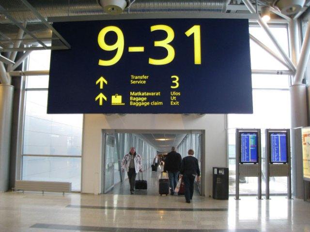 ヴァンダー空港