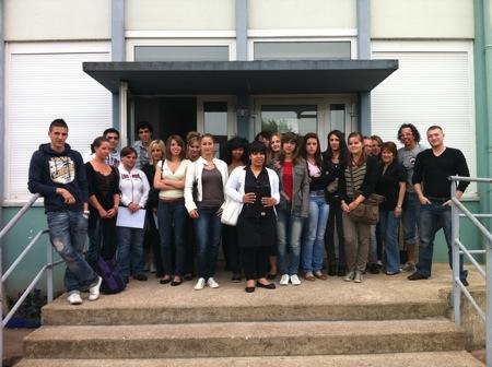 L'ensemble des animateurs qui participeront aux sessions estivales 2011 de l'accueil de loisirs !
