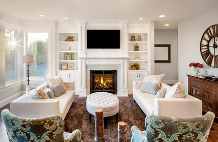 organizing a living room tailored valances for easy area ideas