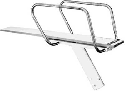 Swimming Pool Diving Boards: Diving Board Stands & Spring