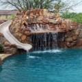Swimming pool slidegreat pool slides u0026amp safety information pool