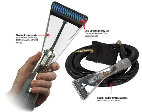 Rotovac Sheardry Upholstery Tool