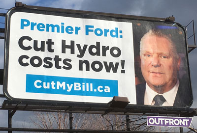 Tell Premier Ford to make a deal with Quebec