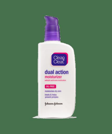 ESSENTIALS Dual Action Moisturizer  CLEAN  CLEAR