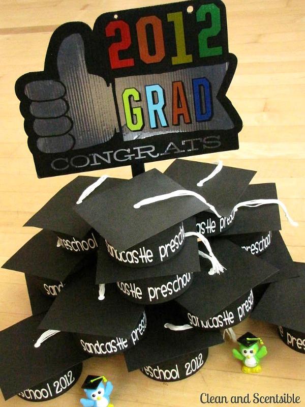 Double Sided Graduation Invitations