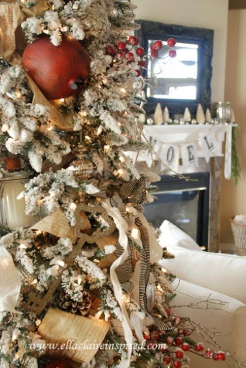 20 Inspiring Christmas Decor Ideas  Yellow Bliss Road