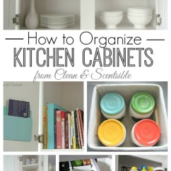 Cleaning Kitchen Cabinets Vulcan Equipment How To Organize Clean And Scentsible