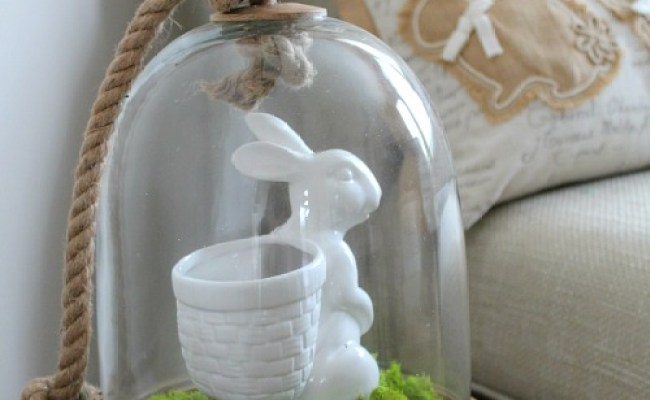 Easter And Spring Decor Ideas Clean And Scentsible