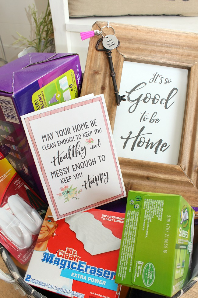 Housewarming Gift Ideas And Free Home Printables Clean And