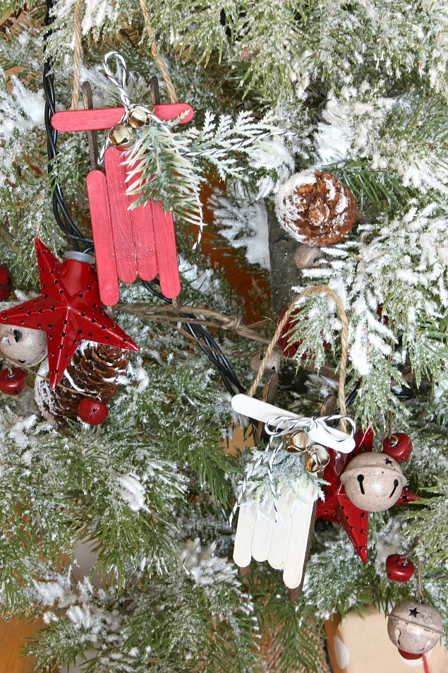 Images Of Handmade Christmas Ornaments