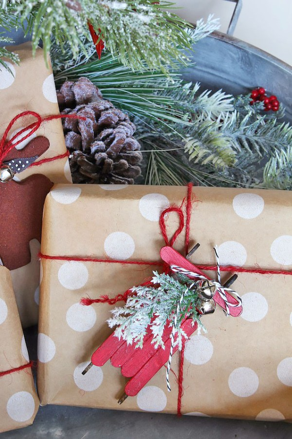 christmas ornaments popsicle sticks # 37