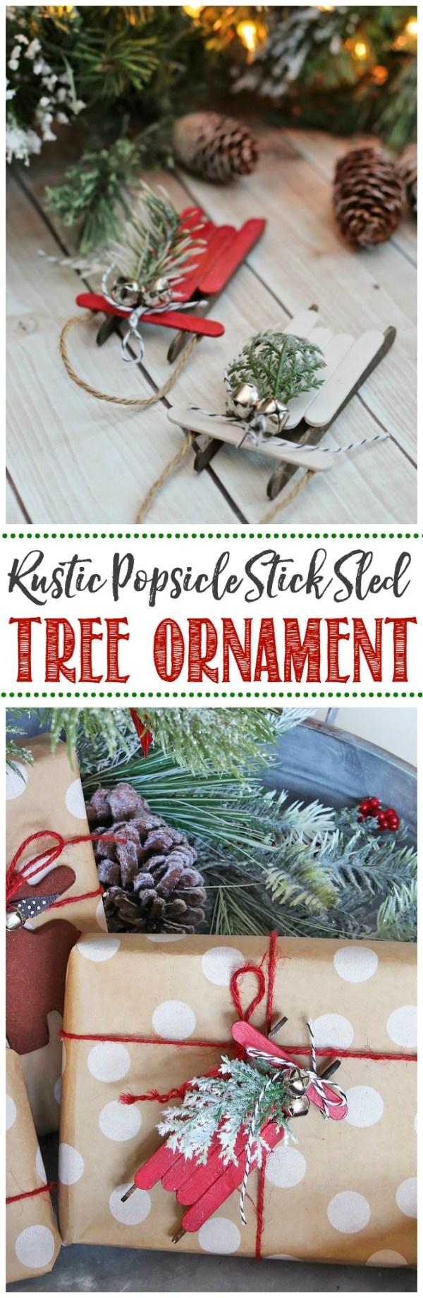 christmas ornaments popsicle sticks # 85