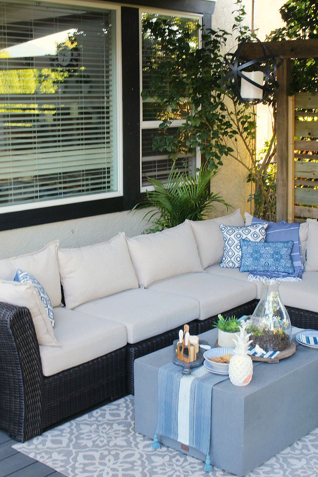 how to clean stains from a microfiber sofa waverunner los angeles outdoor cushions - and scentsible