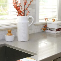 Kitchen Decorating Ideas Marble Table For Sale Easy Fall Clean And Scentsible